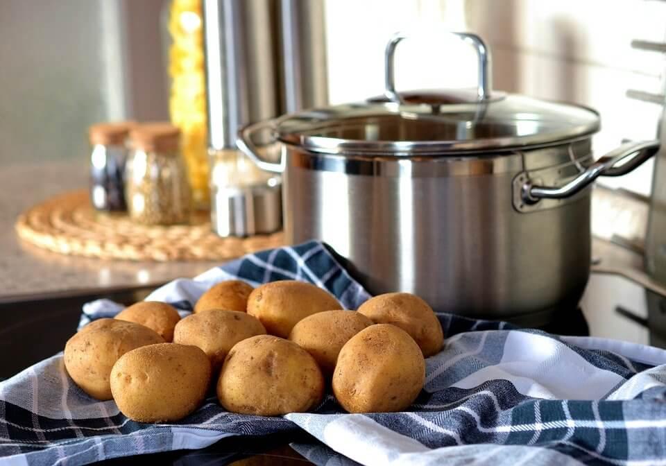 Resep kroket kentang