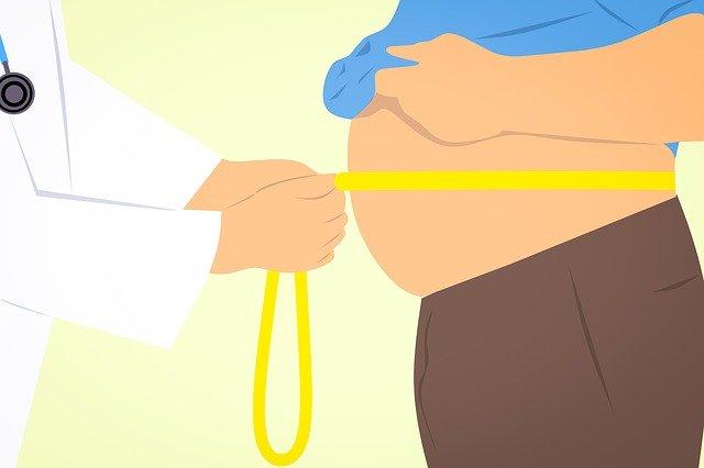 Penyebab perut buncit