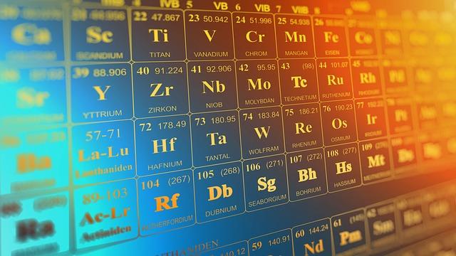 Cara Mudah Menghafal Tabel Periodik